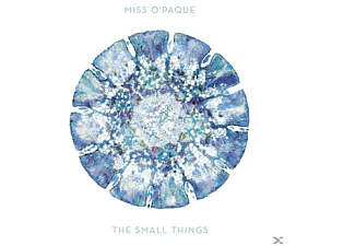 Miss O'paque - The Small Things [CD]