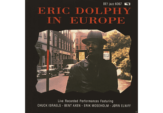 Eric Dolphy - Eric Dolphy In Europe - (Vinyl)