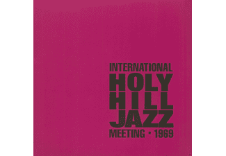 VARIOUS - International Holy Hill Jazz Meeting-1969 (2-Lp) - (Vinyl)