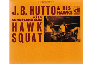 J.B. Hutto  & His Hawks - Hawk Squat - (CD)