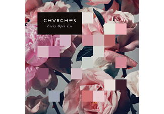 Chvrches, VARIOUS - Every Open Eye (White Vinyl inkl. MP3 Code) - (Vinyl)