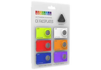 ACTIVEON Color front cover kit (6st)