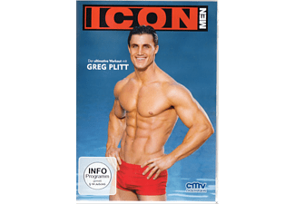 ICON MEN - GREG PLITT - (DVD)