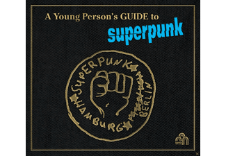 Superpunk - A Young Person's Guide To Superpunk - (LP + Bonus-CD)