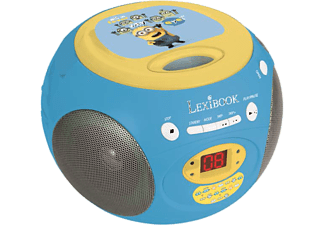 LEXIBOOK RCD102 Despicable Me Radio/Cd-speler
