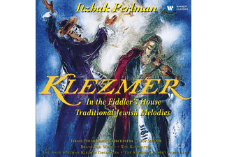 Itzhak Perlman, Dov Seltzer, The Klezmatics, VARIOUS - Klezmer, In The Fiddler'shouse, Trad.Jewish Me [CD]