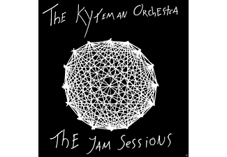 The Kyteman Orchestra - The Jam Sessions - (CD)