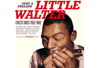 Little Walter - Just A Feeling-Chess Sides 1952-1962 [CD]