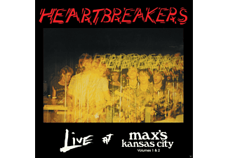 The Heartbreakers - Live At Max's Kansas City Vol.1 & 2 (Colored 2lp) - (Vinyl)