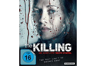 The Killing - Die komplette Staffel 4 [Blu-ray]