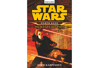 Star Wars - Darth Bane: Die Regel der Zwei, Science Fiction (Taschenbuch)