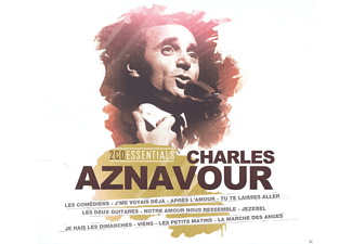 Charles Aznavour - Essentials - (CD)
