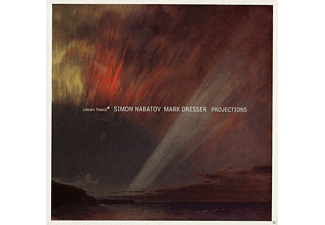 Nabatov,Simon/Dresser,Mark - Projections [CD]