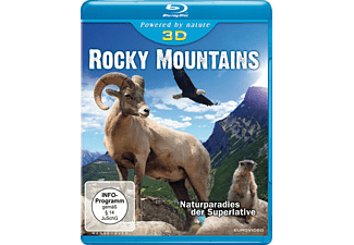 Rocky Mountains 3D [3D Blu-ray (+2D)]