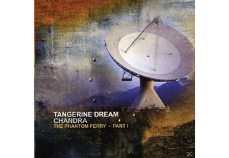 Tangerine Dream - Chandra-The Phantom Ferry - Part I - (CD)