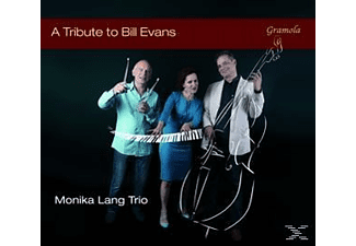Monika Lang Trio - A Tribute To Bill Evans - (CD)