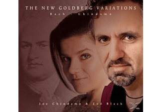 Black,Zoe/Chindamo,Joe - The New Goldberg Variations - (CD)