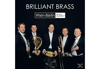 Wien-berlin Brass Qu - Brilliant Brass - (CD)