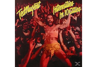 Ted Nugent - Intencities - (CD)
