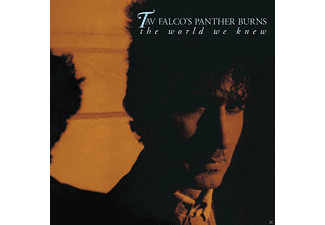 Tav Falco's Panther Burns - The World We Knew/Shake Rag/Live In Bordeaux - (CD)