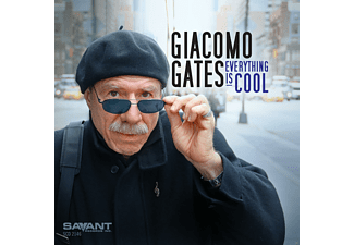Giacomo Gates - Everything Is Cool - (CD)