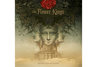 The Flower Kings - Desolation Rose (2lp+2cd) - (Vinyl)