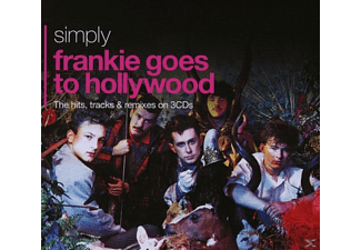 Frankie Goes To Hollywood - Simply Frankie Goes To.. [CD]