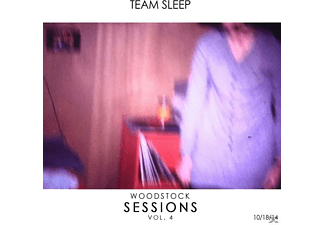 Team Sleep - Woodstock Sessions Vol.4 - (CD)