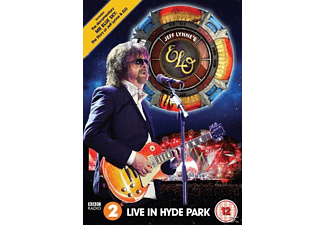 Jeff Lynne - Live In Hyde Park - (DVD)