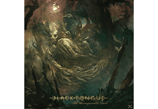 Black Tongue - The Unconquerable Dark (Vinyl+Cd) [Vinyl]
