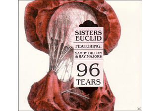 SISTERS EUCLID/DILLON,SANDY/MAJORS,RAY - 96 Tears - (CD)