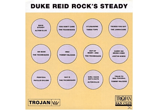 Various - Duke Reid Rock' S Steady - (CD)