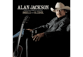 Alan Jackson - Angels and alcohol - (CD)
