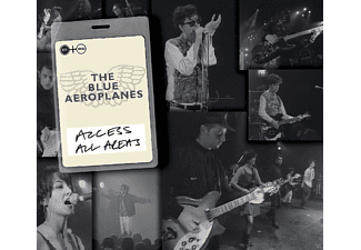 The Blue Aeroplanes - Access All Areas - (CD + DVD Video)