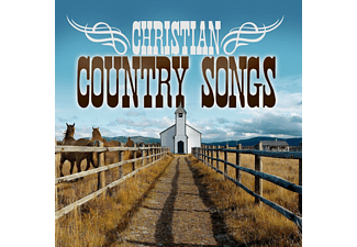 VARIOUS - Christian Country Songs - (CD)