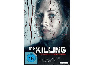 The Killing - Die komplette Staffel 4 - (DVD)
