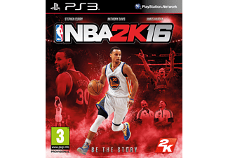 NBA 2K16 (Greek) PS3