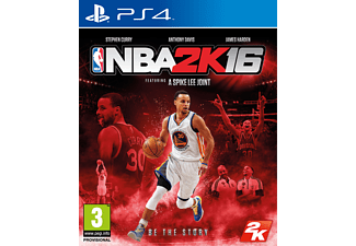 NBA 2K16 (Greek) PS4