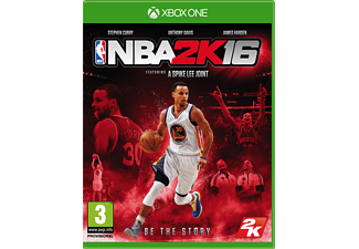 NBA 2K16 (Greek) Xbox One