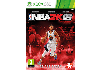 NBA 2K16 (Greek) Xbox 360
