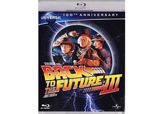 Back to the Future Part III Blu-ray
