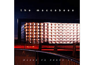 The Maccabees - Marks to Prove It (Vinyl LP (nagylemez))