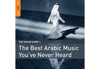 VARIOUS - Rough Guide: The Best Arabic Music [CD]