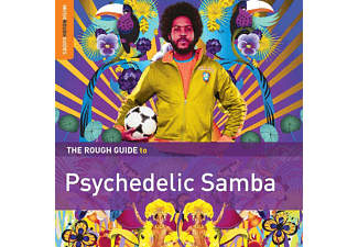 VARIOUS - Rough Guide: Psychedelic Samba [CD]