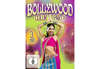 VARIOUS - BOLLYWOOD COLOR PARTY [DVD]