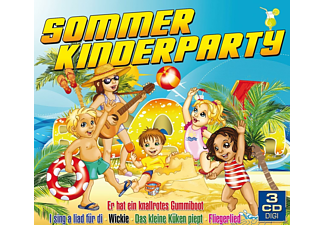 VARIOUS - Sommer Kinderparty - (CD)