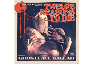 Ghostface Killah - Adrian Younge Pres. 12 Reasons To Die I - (CD)