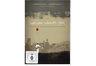 - Heaven Adores You-A Documentary Film - (DVD)