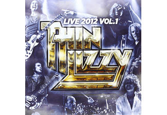 Thin Lizzy - Live 2012 Vol.1 - (Vinyl)