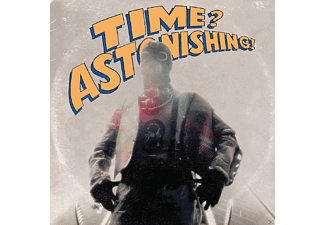 L'orange & Kool Keith - Time? Astonishing! (Vinyl) [CD]